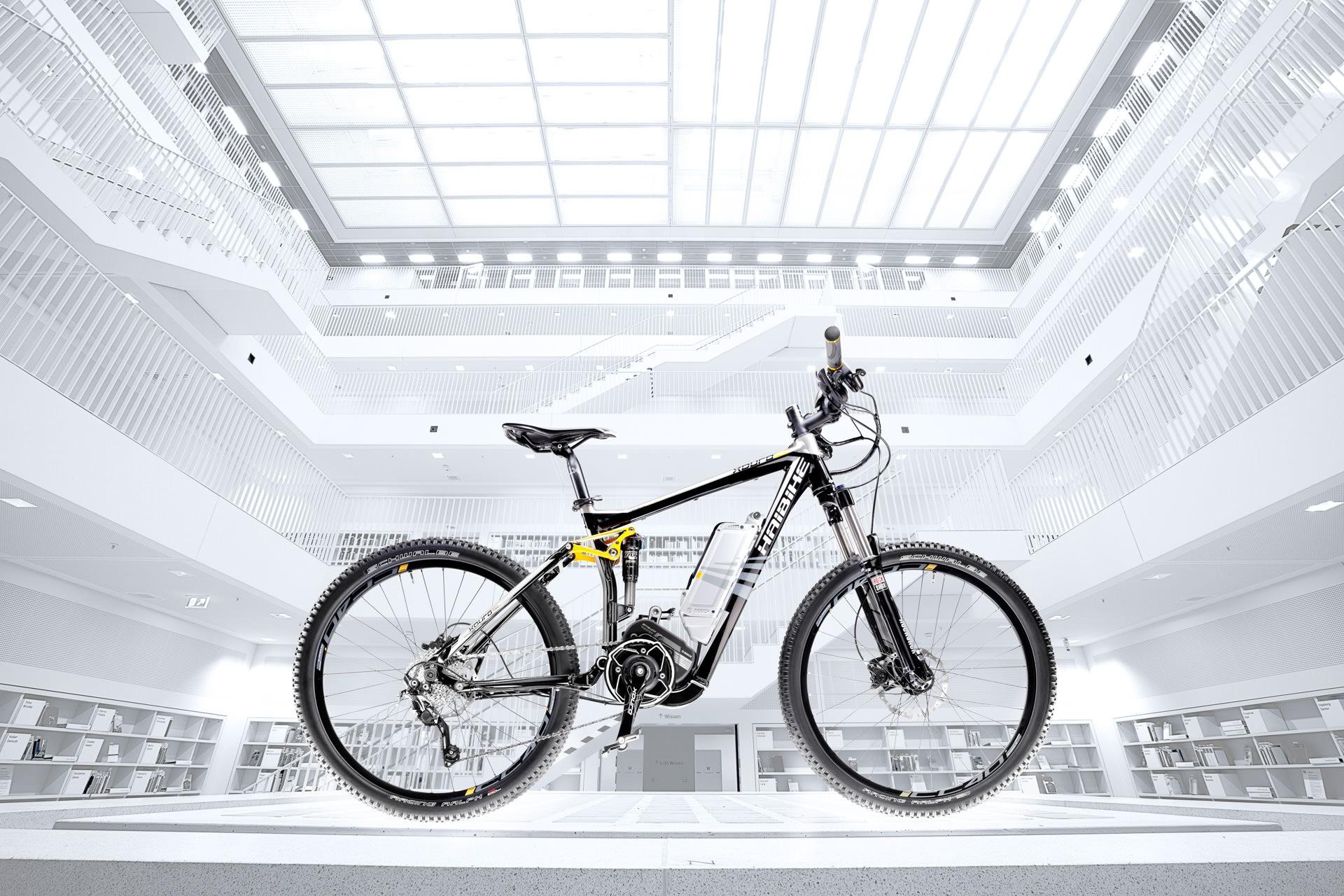 Haibike E-Bike Xduro FS - Motiv 02