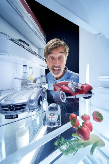 Mercedes Benz – Hitzefrei